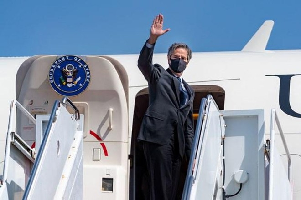 Đang nối lại Hội nghị Ngoại trưởng ASEAN - Mỹ sau khi bị hoãn ảnh 1