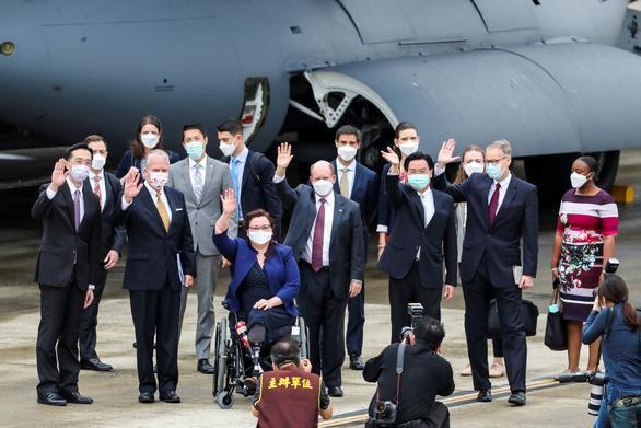Mỹ tặng Đài Loan 750.000 liều vaccine Covid-19 ảnh 1