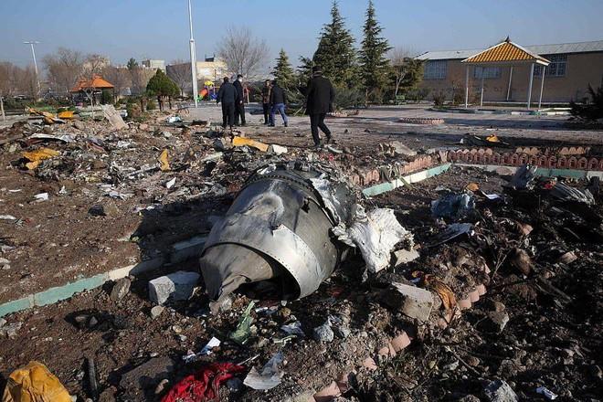 Iran sẵn sàng bồi thường vụ bắn rơi máy bay chở khách Ukraine ảnh 1