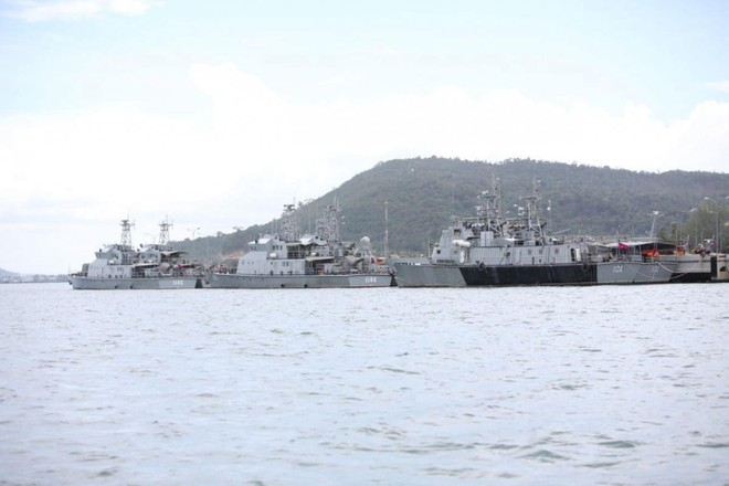 Việt Nam nói gì về thông tin Trung Quốc hỗ trợ Campuchia nâng cấp căn cứ hải quân? ảnh 1