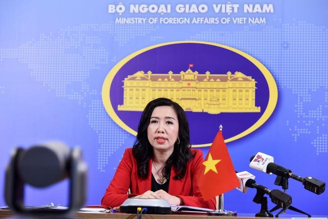 Việt Nam lên tiếng việc tướng Philippines đến đảo Thị Tứ ảnh 1