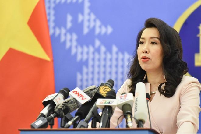 Việt Nam yêu cầu Đài Loan ngừng diễn tập trái phép ở Trường Sa ảnh 1