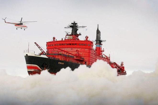 Ông Putin: Nga tiếp tục phát triển đội tàu phá băng mạnh nhất thế giới ảnh 1