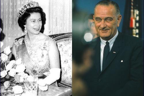 Ai là vị Tổng thống Mỹ duy nhất Nữ hoàng Anh chưa từng gặp? ảnh 1