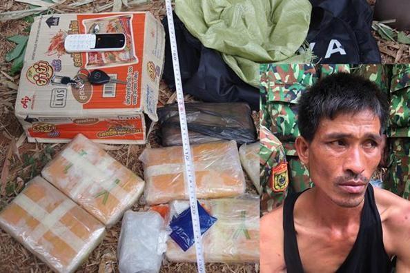[Tin nhanh sáng 22-6-2021] Bắt giữ đối tượng vận chuyển 38.000 viên ma túy từ Lào vào Việt Nam ảnh 2