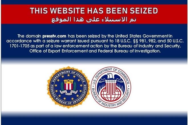 Mỹ chiếm quyền kiểm soát loạt trang truyền thông nhà nước Iran ảnh 1