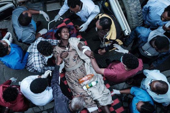 Ethiopia: Ít nhất 64 người chết trong cuộc không kích vào khu chợ ở Tigray ảnh 1