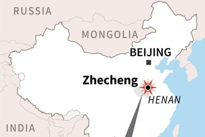 Trung Quốc: Cháy trường võ thuật, ít nhất 18 người chết ảnh 1