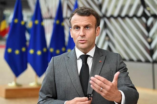 Vì sao Tổng thống Pháp ủng hộ đối thoại Nga-EU? ảnh 1