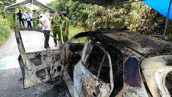[Tin nhanh sáng 29-6-2021] Công an kết luận vụ thi thể người đàn ông trong xe taxi cháy rụi ảnh 1