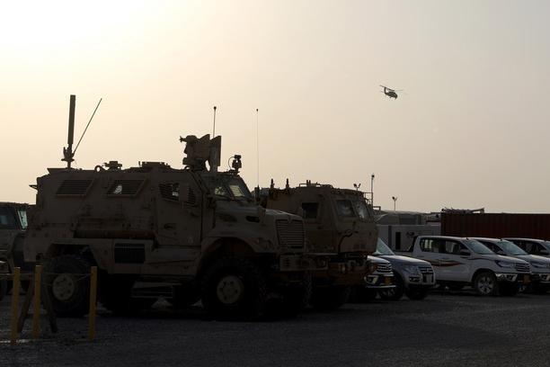 UAV gắn thuốc nổ tấn công căn cứ có lính Mỹ đồn trú tại Iraq ảnh 1