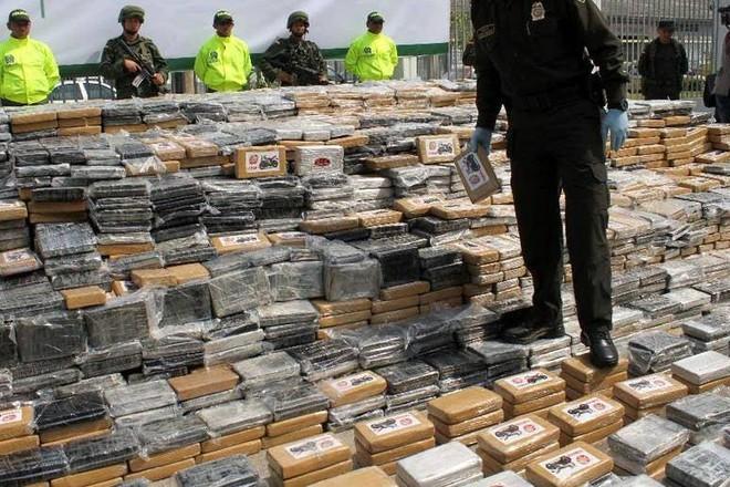 Colombia bắt giữ tàu cao tốc chở 5,4 tấn cocaine Ảnh 1