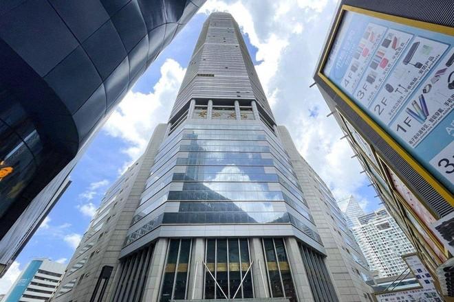 Đã rõ nguyên nhân tòa nhà chọc trời ở Trung Quốc rung lắc bất thường ảnh 1