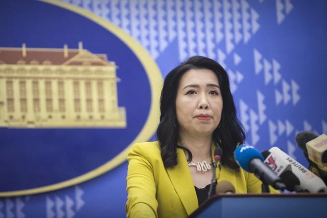 Việt Nam lên tiếng về tình hình gây rối trật tự tại Cuba ảnh 1