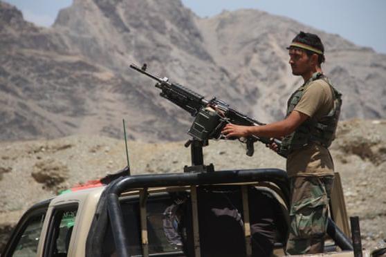 Afghanistan áp đặt lệnh giới nghiêm để đối phó Taliban ảnh 1