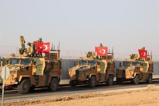 Hai binh sĩ Thổ Nhĩ Kỳ thiệt mạng trong vụ tấn công ở Syria ảnh 1