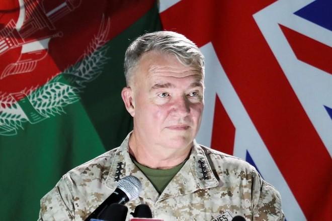 Mỹ tuyên bố tăng cường không kích hỗ trợ Afghanistan chống lại Taliban ảnh 1