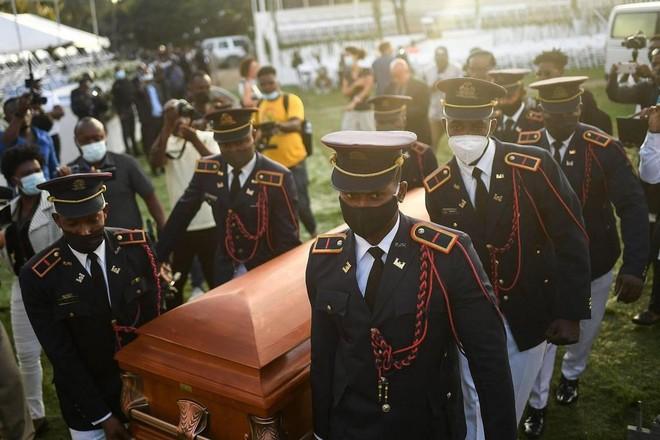 Haiti bắt giữ đội trưởng cận vệ của Tổng thống bị ám sát ảnh 1