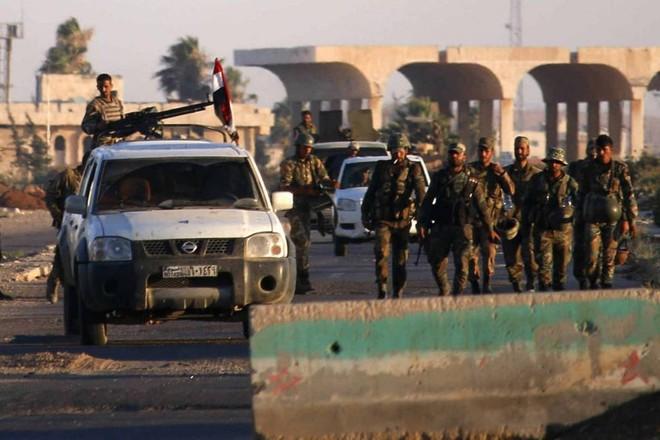 Giao tranh ác liệt ở Syria, 19 người chết ảnh 1