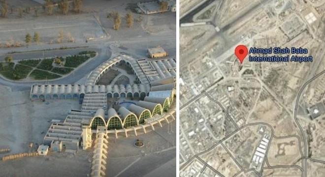 Afghanistan: Sân bay quốc tế bị nã rocket, Taliban tìm cách chiếm Kandahar ảnh 1