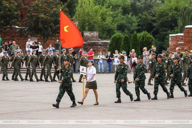 Việt Nam đăng cai 2 nội dung thi đấu của Army Games 2021 ảnh 1