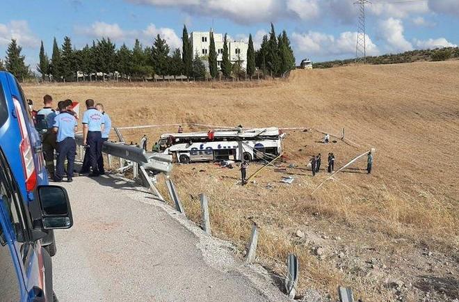 Tai nạn giao thông kinh hoàng tại Thổ Nhĩ Kỳ và New Zealand, 19 người chết ảnh 1