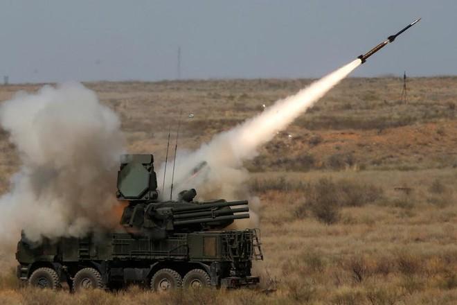 Bất ngờ với số lượng tên lửa Israel bị phòng không Syria bắn hạ ảnh 1