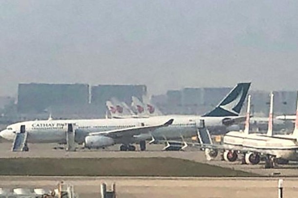 Trung Quốc sơ tán khẩn cấp hành khách trên máy bay bị dọa bom ảnh 1