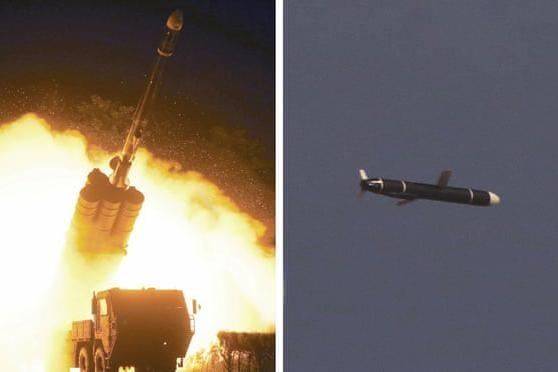 Phản ứng của Mỹ - Hàn - Nhật về vụ phóng tên lửa của Triều Tiên ảnh 1