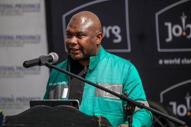 Nam Phi: Thị trưởng Johannesburg thiệt mạng trong vụ tai nạn ôtô ảnh 1