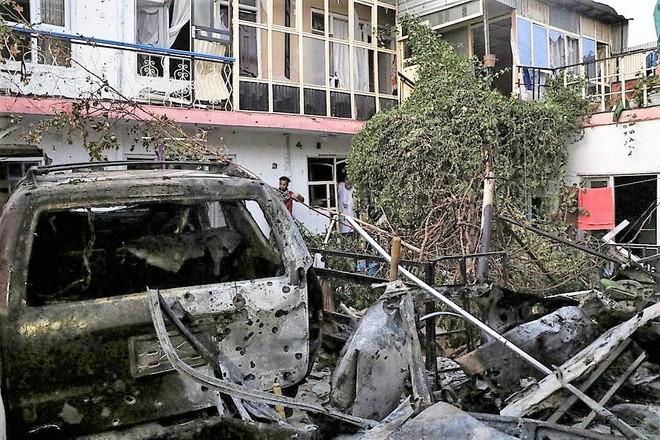 Tổng thống Mỹ Joe Biden phản ứng ra sao về vụ không kích nhầm tại Afghanistan? ảnh 1