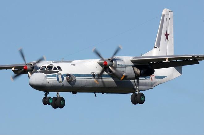 Nga tìm thấy một số mảnh vỡ máy bay An-26 bị mất tích ảnh 1
