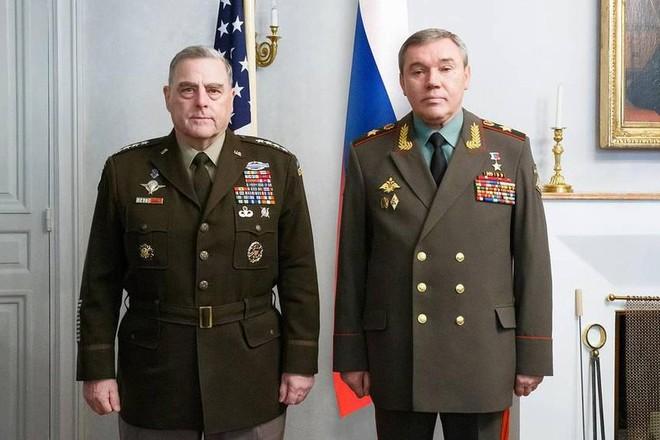 Tham mưu trưởng quân đội Mỹ và Nga hội đàm suốt 6 giờ ảnh 1