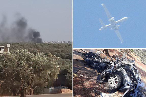 Danh tính thủ lĩnh cấp cao al-Qaeda bị Mỹ tiêu diệt tại Syria ảnh 1