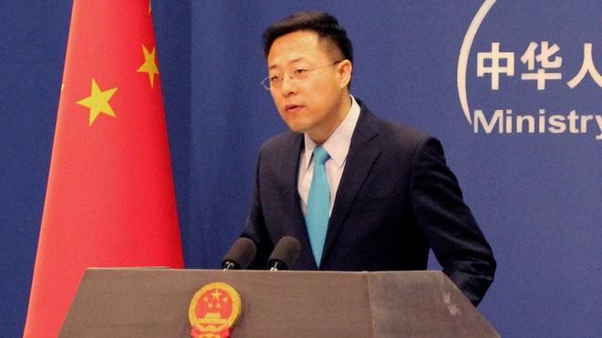 Phản ứng của Trung Quốc trước thông tin lính Mỹ đồn trú tại Đài Loan ảnh 1
