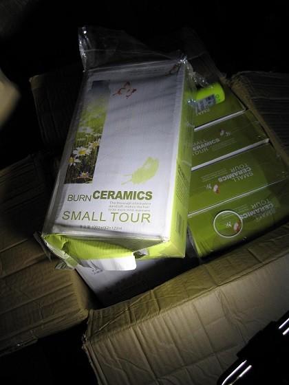 Ôtô lắp biển giả, chở 71 kiện hàng lậu về Hà Nội tiêu thụ ảnh 3