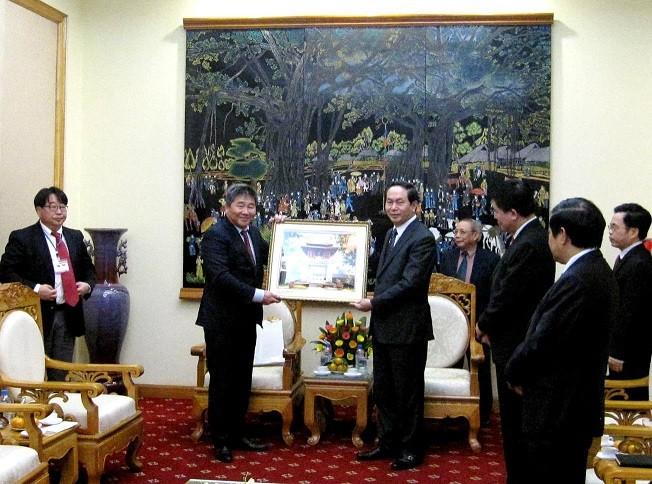 Thắt chặt hơn nữa tình hữu nghị hợp tác Việt Nam - Mông Cổ ảnh 2