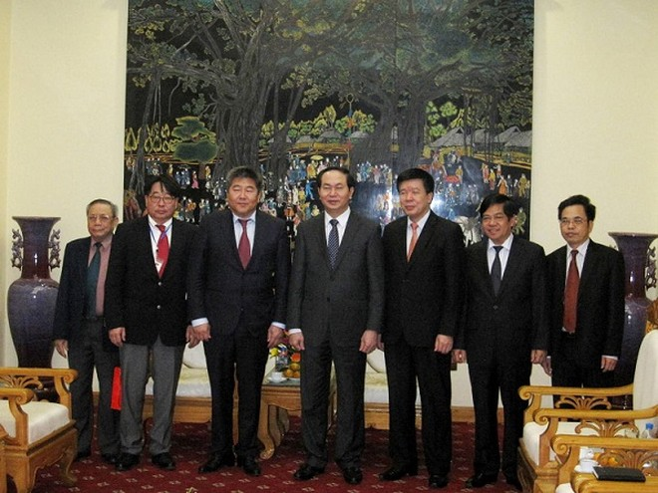 Thắt chặt hơn nữa tình hữu nghị hợp tác Việt Nam - Mông Cổ ảnh 3