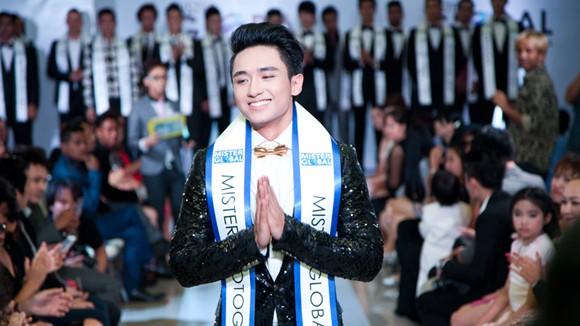 Cuộc thi Mister Global: Hữu Vi xuất sắc giành ngôi Á Vương