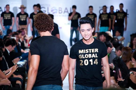 Cuộc thi Mister Global: Hữu Vi xuất sắc giành ngôi Á Vương ảnh 10