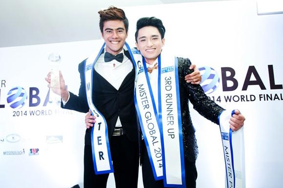 Cuộc thi Mister Global: Hữu Vi xuất sắc giành ngôi Á Vương ảnh 1