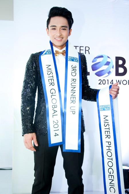 Cuộc thi Mister Global: Hữu Vi xuất sắc giành ngôi Á Vương ảnh 13