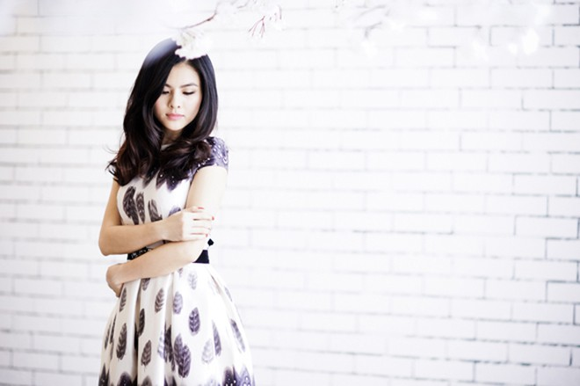 """Nữ diễn viên """"Scandal"""" Vân Trang khoe ảnh đài các ảnh 5"""
