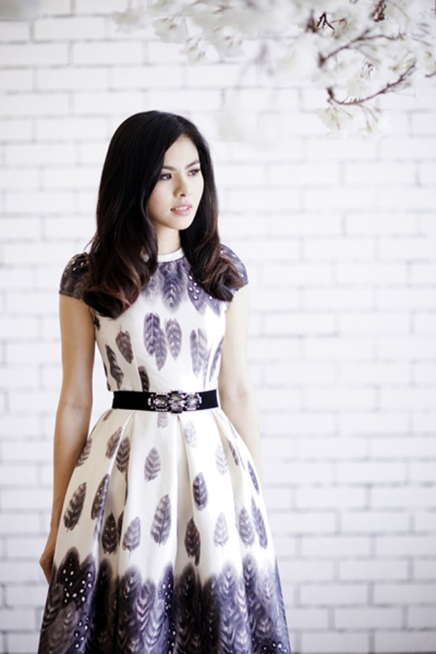 """Nữ diễn viên """"Scandal"""" Vân Trang khoe ảnh đài các ảnh 6"""