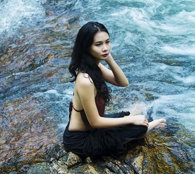 Người mẫu Xuân Thuỳ: Cảm được cái hồn của nghệ thuật bạn sẽ chụp được nude… ảnh 6