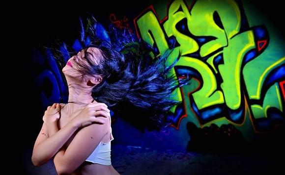 Người mẫu Xuân Thuỳ tuyệt đẹp trong một bộ ảnh ấn tượng ảnh 6