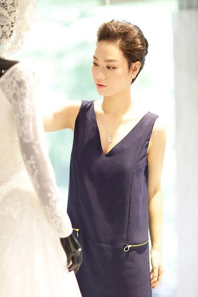Trà My Idol sẽ mặc váy 200 triệu trong đám cưới ảnh 1