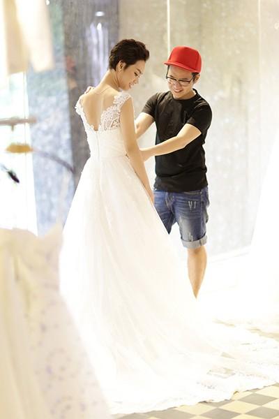 Trà My Idol sẽ mặc váy 200 triệu trong đám cưới ảnh 3