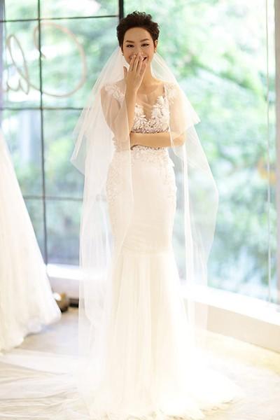 Trà My Idol sẽ mặc váy 200 triệu trong đám cưới ảnh 4
