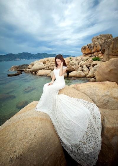Dương Hiểu Ngọc khoe dáng ngọc như tiên nữ giáng trần ảnh 5